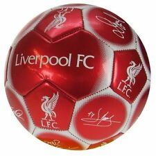 Liverpool Signature Football Size 5 Gift New Official Licensed Football Product