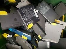 Lot of 36 used Lithium Ion laptop batteries for salvage or scrap Ship N 24 Hour