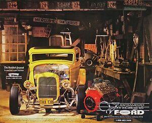 American Graffiti Milner's Coupe 'Garage Scene' Poster