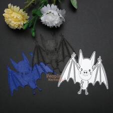 Bat Cutting Dies Stencil DIY Scrapbooking Paper Album Decor Embossing Card Craft