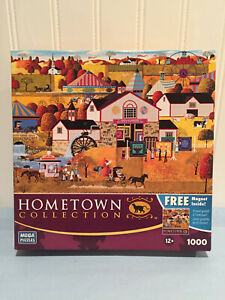 1000 pc Hometown Collection Jigsaw Puzzle Ladies of Lancaster Heronim 2010