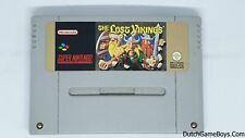 The Lost Vikings - Super Nintendo - Snes