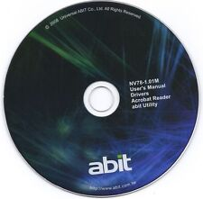 ABIT DRIVER CD TREIBER A-N78HD, AN78GS