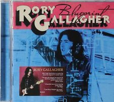 Rory Gallagher-Blueprint UK hard rock blues remaster cd 2 bonus tracks