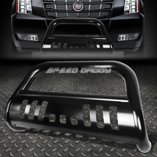 FOR 07-14 CHEVY SUBURBAN/TAHOE/ESCALADE BLACK BULL BAR PUSH BUMPER GRILLE GUARD