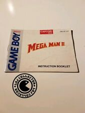 Mega man 2 - gameboy - nintendo - notice
