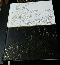 Pokemon Black & White 2 Version Collector's Edition Strategy Guide Hardcover