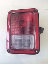 2013-16 Jeep Wrangler Left Tail Stop Turn Lamp OEM 55077891AG
