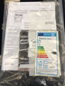 Hotpoint DCS60 Electric Cooker instruction manual