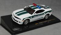 IXO Chevrolet Camaro Dubai Police 2011 MOC171 1/43 NEW