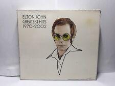 Elton John - Greatest Hits 1970-2002 CD GREAT 2-Disc