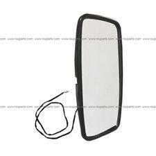 Door Mirror Main Convex Heated Black RH Fit Mitsubishi Fuso/ Isuzu NRR/Nissan UD