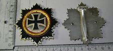 Bruststern des Deutschen Kreuz 1941 ohne verbotene Zeichen