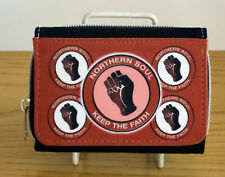 Northern Soul Purse, Ladies Northern Soul Keep The Faith Purse, Scooter Purse