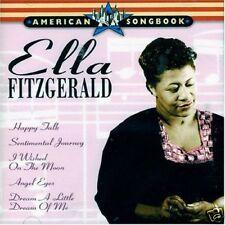 ELLA FITZGERALD - American Songbook: Ella Fitzgerald (UK 25 Tk CD Album) (Sld)