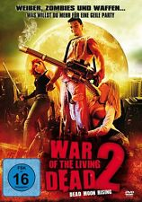 War of the Living Dead 2 ( Horror-Komödie ) mit Erica Goldsmith, Jason Crowe NEU