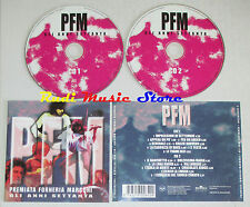 CD PFM PREMIATA FORNERIA MARCONI Gli anni settanta 1998 italy BMG(Xi3) lp mc dvd