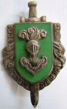 3° Division Blindée chars de combat insigne cavalerie authentique