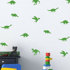Dinosaur Wall Stickers / Decals   Childrenu0027s Room Decor   Colour Options