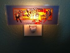 SUPERMAN Arcade Marquee Night Light