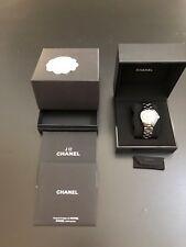 Chanel Black J12 Ceramic Watch
