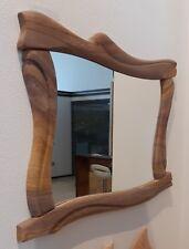 Specchio rettangolare fatto a mano in Arenaria Rainbow