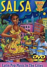 Salsa Latin Pop Music in the Cities [New DVD]