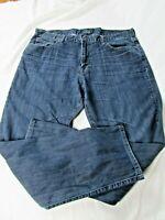 Lucky Brand Jeans Mens 221 Original Straight Leg 38 X 32