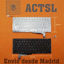 """Teclado Español para Apple MacBook Pro 15"""" A1286 2008 MB471LL/A (NOT FIT 2009 20"""