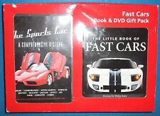 FAST CARS - BOOK & DVD GIFT PACK - AUTO VELOCI  LIBRO + DVD - LINGUA INGLESE