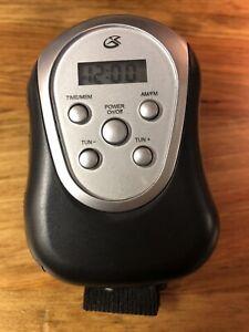 GPX R300B AM/FM Armband Radio