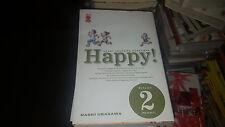 MANGA HAPPY NAOKI URASAWA NUMERO 2 PLANET MANGA