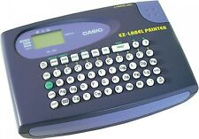 Casio KL-60 mobiles Label Gerät Beschriftungsgerät Schriftband XR 6 9 12 mm NEU