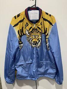 Gucci Tiger Print Jacket
