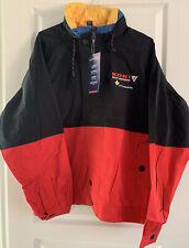 New listing Vintage Swingster Jacket Koni Shocks Jacket Size Xl New Poly/Cotton