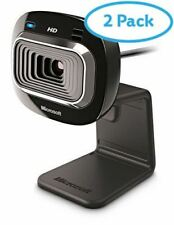 2 Packs of Microsoft HD-3000 Webcam
