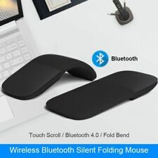 For Microsoft Surface Bluetooth Foldable Wireless Ergonomic Arc Touch Computer