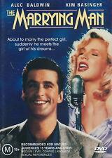 The Marrying Man - Comedy / Romance - Kim Basinger, Alec Baldwin - NEW DVD