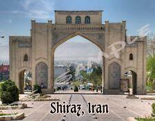 Iran - SHIRAZ - Quran Gate - Travel Souvenir Flexible Fridge Magnet