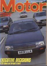 August Motor Sports Magazines