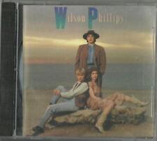 WILSON PHILLIPS - WILSON PHILLIPS CD