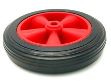"SHOPPING TROLLEY WHEELS 150mm / 6"" heavy duty wheel for trolley or cart (355)"