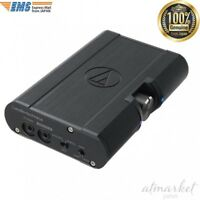 Audio-Technica Portable Headphone Amplifier AT-PHA100 Hi-Res DAC EMS from JAPAN