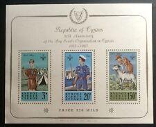 Zypern Postfrisch Mi 482 Bis 483 Specimen Aufdruck Nr