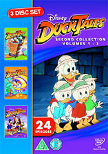 DUCKTALES - VOLUME 2 - DVD - REGION 2 UK