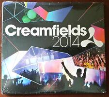 v)2CD Creamfields 2014 - Coldplay, Guetta, Ed Sheeran, La La Land Mix,.- Neuf