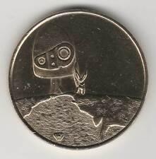 A 2004 TOKEN MEDAILLE MONNAIE DE PARIS -- 75 006 N°7 EXPO MIYAZAKI MOEBIUS