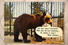"""CPM """" Un peu ours ? d'accord ! Mais pas du tout chameau"""