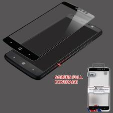 Full Coverage Tempered Glass Screen Black ZTE Z986 Blade Max 3 ZTE N9560 Max XL