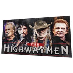 The Highwaymen wall art poster - Size 353mm x 594mm
